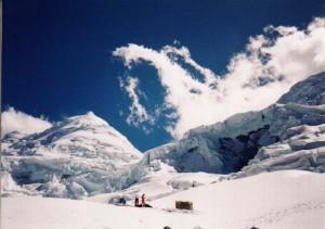 Peru ワスカラン1998年8月28日-9月2日