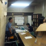 2013年夏合宿 検討会 2013/7/11