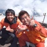 富士山 ロケボッカアルバイト 2013/07