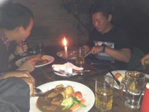 ネパール最後の晩餐