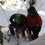 雪上訓練 2013年12月22日