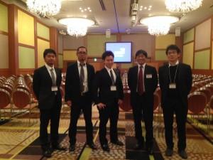 日本山岳会年次晩餐会 報告 2013/12/07