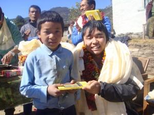 ネパール現地支援調査:ボガル村