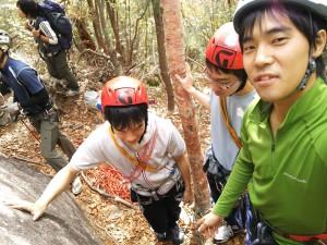 小川山クライミング 2014/10/10~12