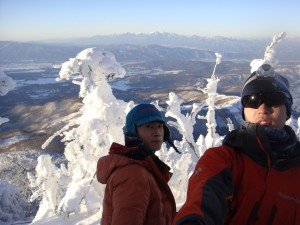 冬合宿 八ヶ岳 2014/12/26~30