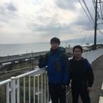 東海道11次 日本橋から三島まで歩く