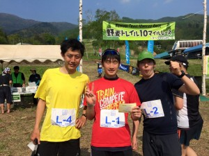 第6回野麦峠トレイル 10マイルレース 20160521