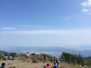 個人山行:丹沢 塔ノ岳登山