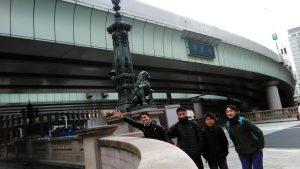 個人山行:東海道(日本橋~三島)徒歩