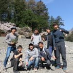 個人山行:キャンプ体験