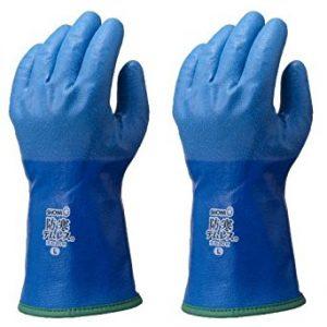 最強の装備:テムレスの防寒手袋