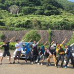 個人山行:幕岩クライミング