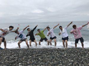 夏合宿:北アルプス縦走