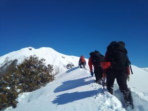 個人山行:谷川岳&白毛門